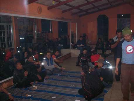 Penentuan masa depan Sukabumi Chapter