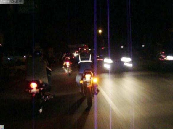 Rolling Thunder bareng Sukabumi Chapter
