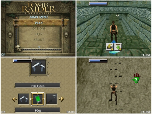 Tomb Rider - Underworld