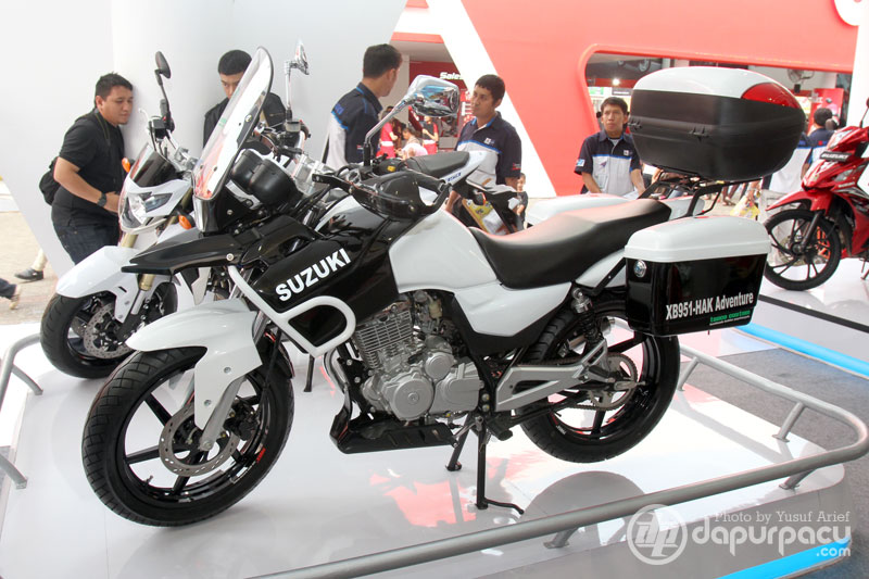 Image of Modifikasi Suzuki Tornado