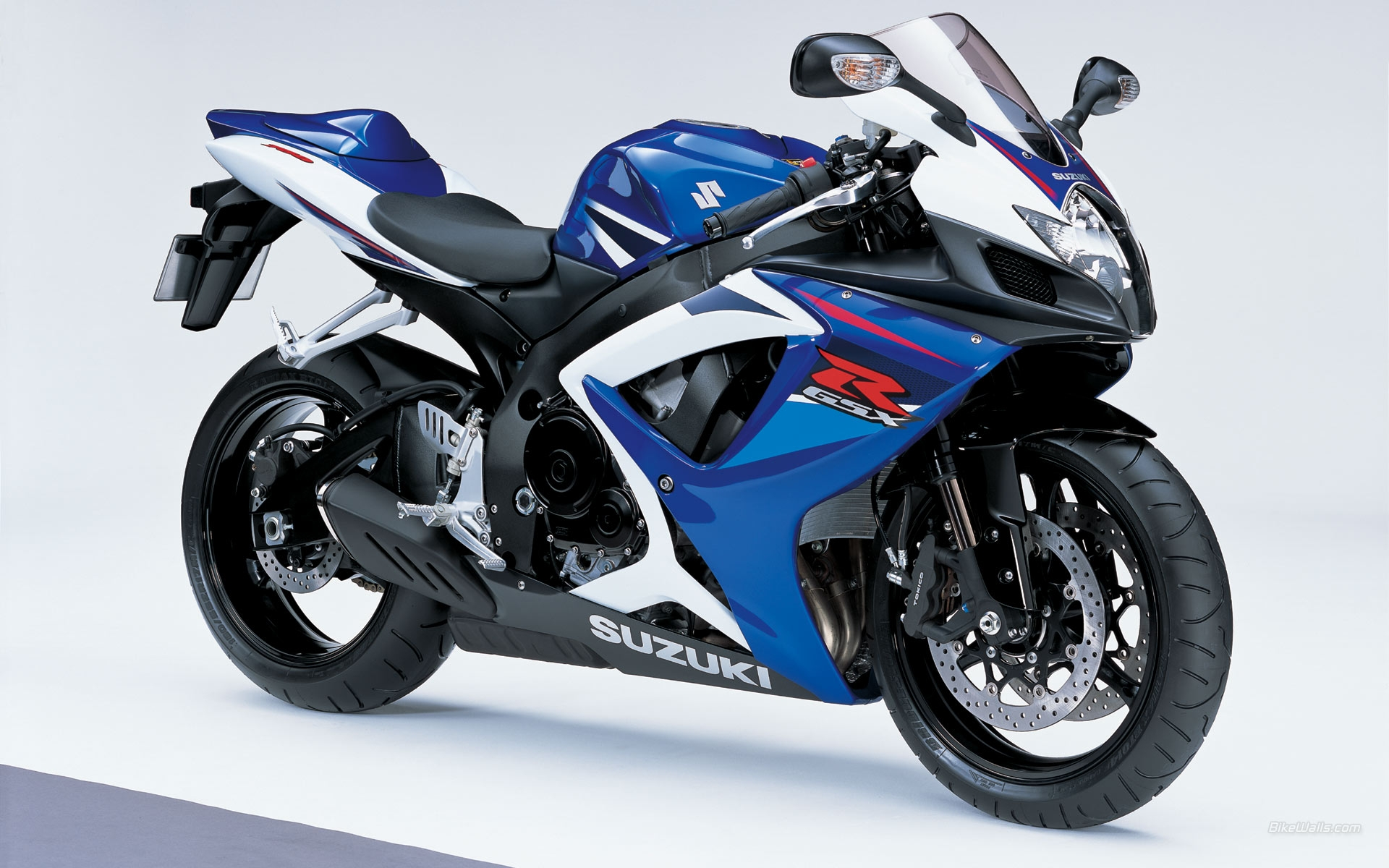 History Gsx R750 5th Generation 2005 2010 New
