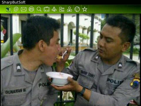 Polisi Terima suap