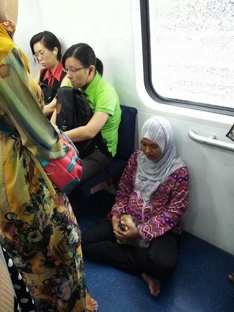 nasib wanita hamil di angkutan umum